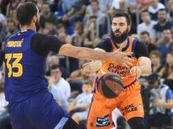 Bojan Dubljevic, Barcellona, 2019-11-15