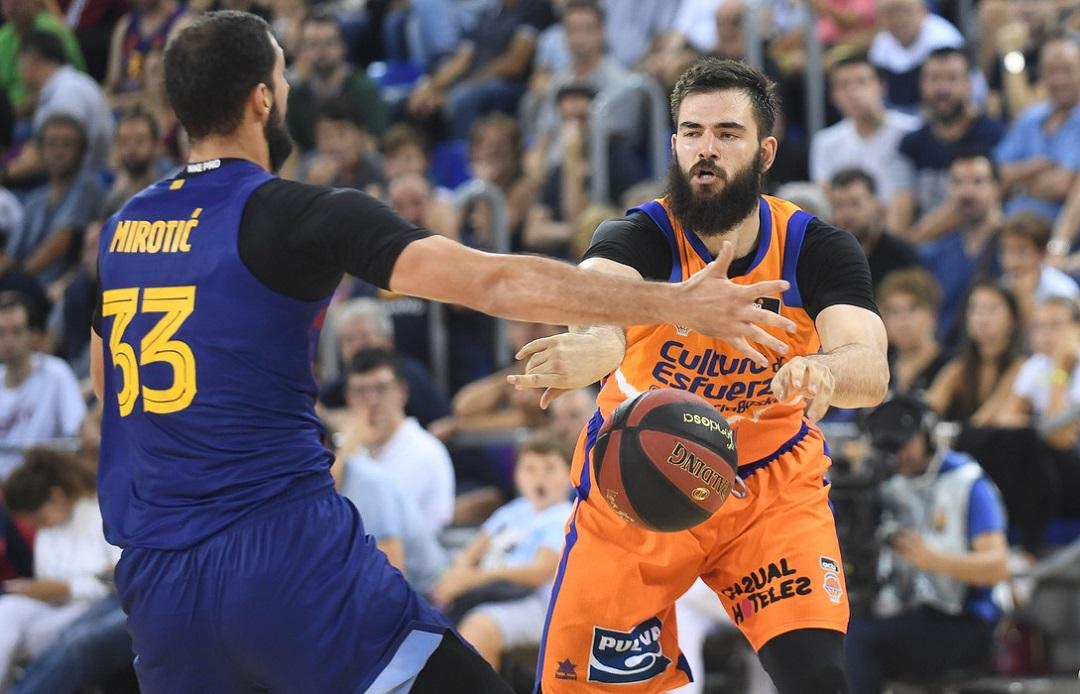 Euroleague: Il Valencia Basket umilia il Baskonia di Polonara sulle ali di Dubljevic