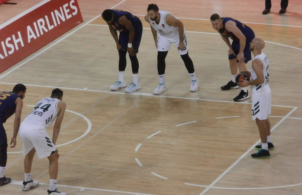 Euroleague: Il Barça batte il Panathinaikos e il Valencia assalta Kaunas