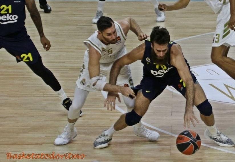 Euroleague: Un Real Madrid superiore non lascia scampo al Fener di Gigi Datome
