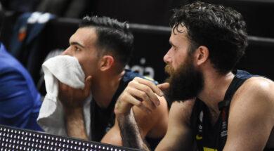 Gigi Datome, Kostas Sloukas, Valencia, 2020-02-28
