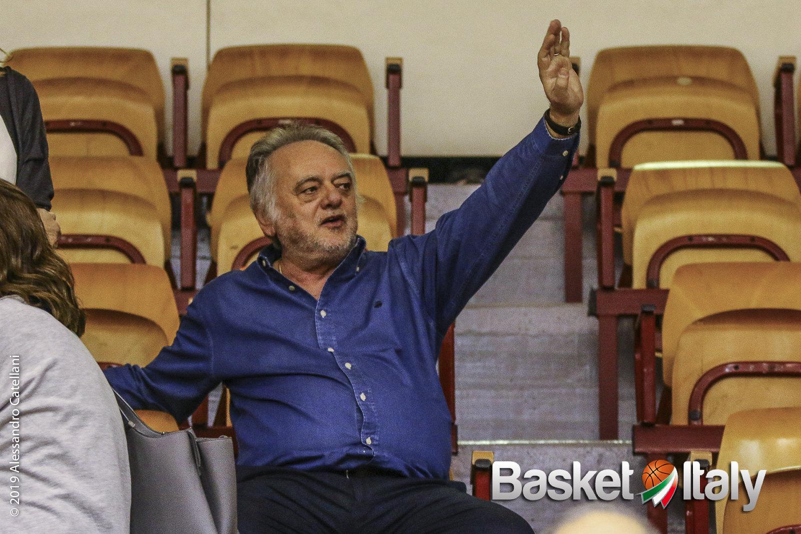 """Stefano Landi: """"Bisogna chiudere qui la stagione. Al lavoro per dare un futuro alla Reggiana"""""""