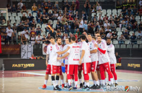 Olimpia Milano, 2019-10-27