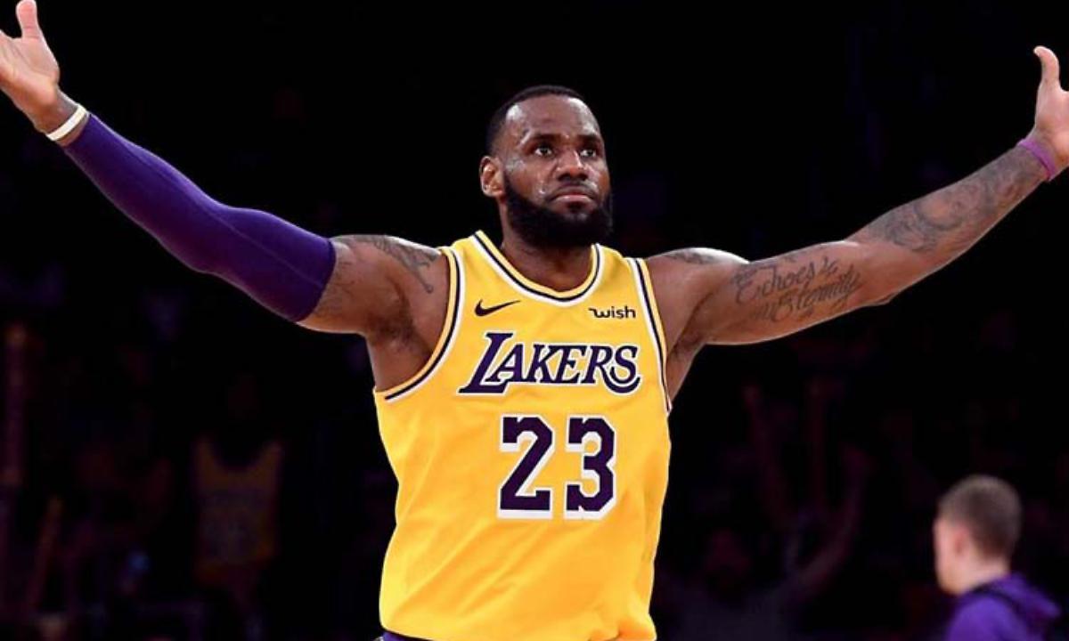 NBA-I risultati della notte del 18 febbraio: ok Toronto e Nets, stop dei Lakers
