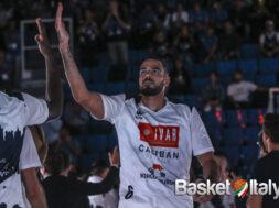 Tyler Cain, Basket Brescia, 15/05/2020