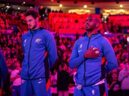 Danilo Gallinari, Chris Paul, Oklahoma City, 2019-12-15