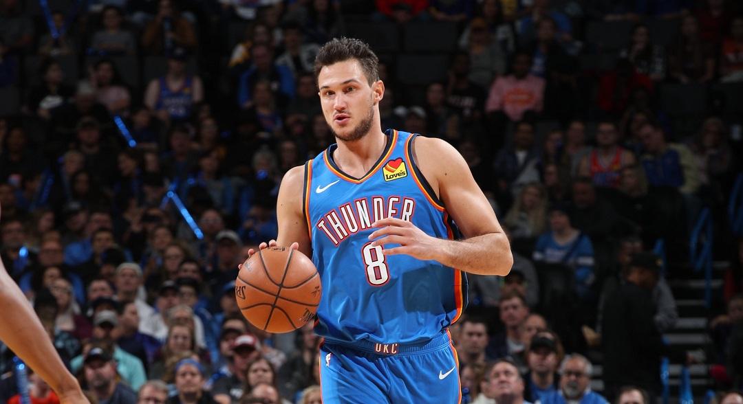 NBA – Danilo Gallinari resta a Oklahoma City