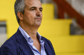 Federico Grassi, Napoli Basket, 2019