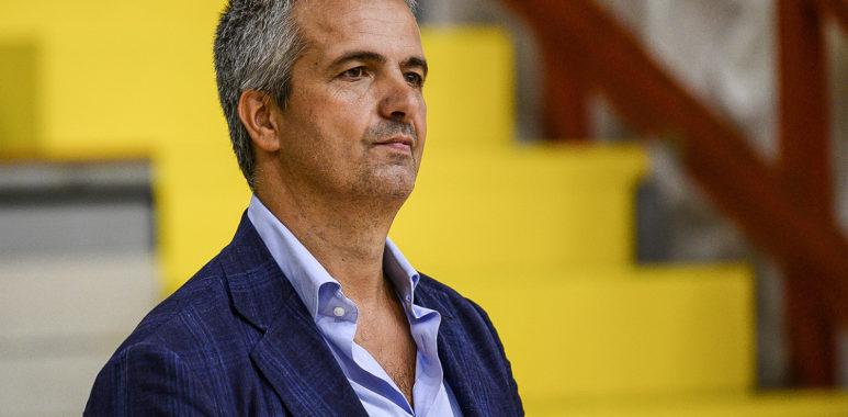 """A2 – Napoli, il presidente Grassi: """"È un momento complicato ma finalmente si parte.."""""""