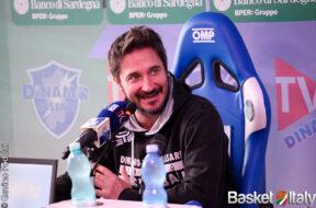 Gianmarco Pozzecco, Sassari, 2020-01-12