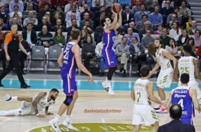 Shane Larkin, Madrid, 2020-01-10