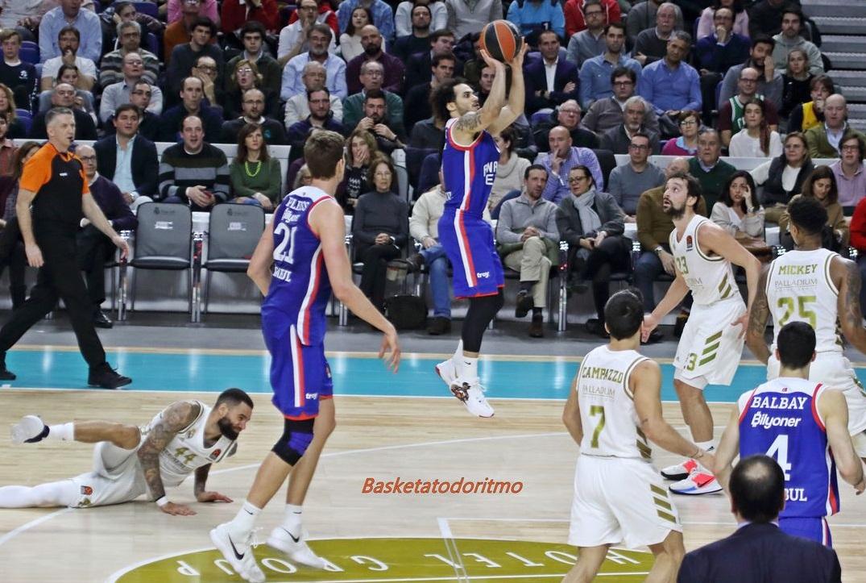 Euroleague: L'incredibile Efes sbanca Mosca, battuto il CSKA di Daniel Hackett