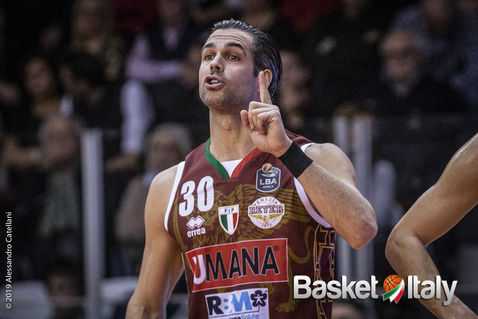 Bruno Cerella: Alla Reyer dobbiamo tornare a essere competitivi e continui