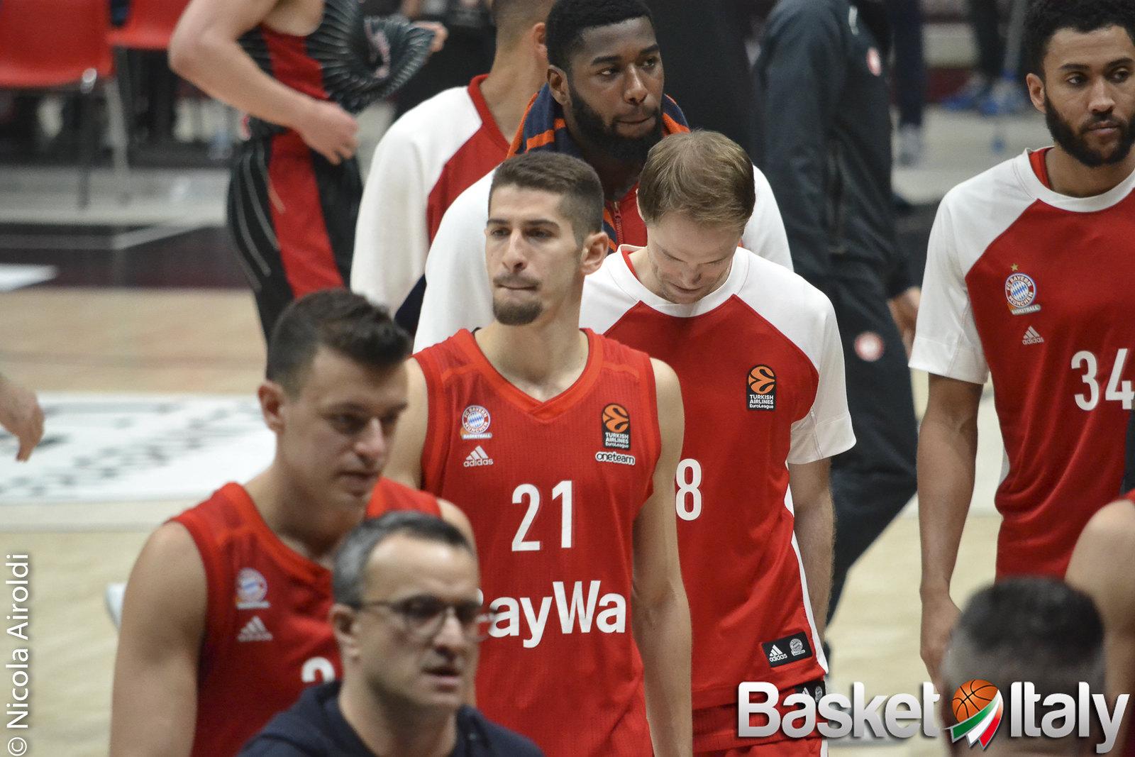 BBL. Riparte il basket anche in Germania