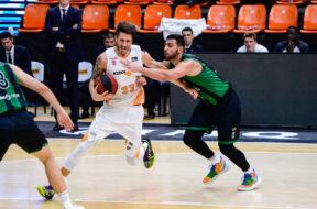 Achille Polonara, Kerem Kanter, Valencia, 2020-06-25