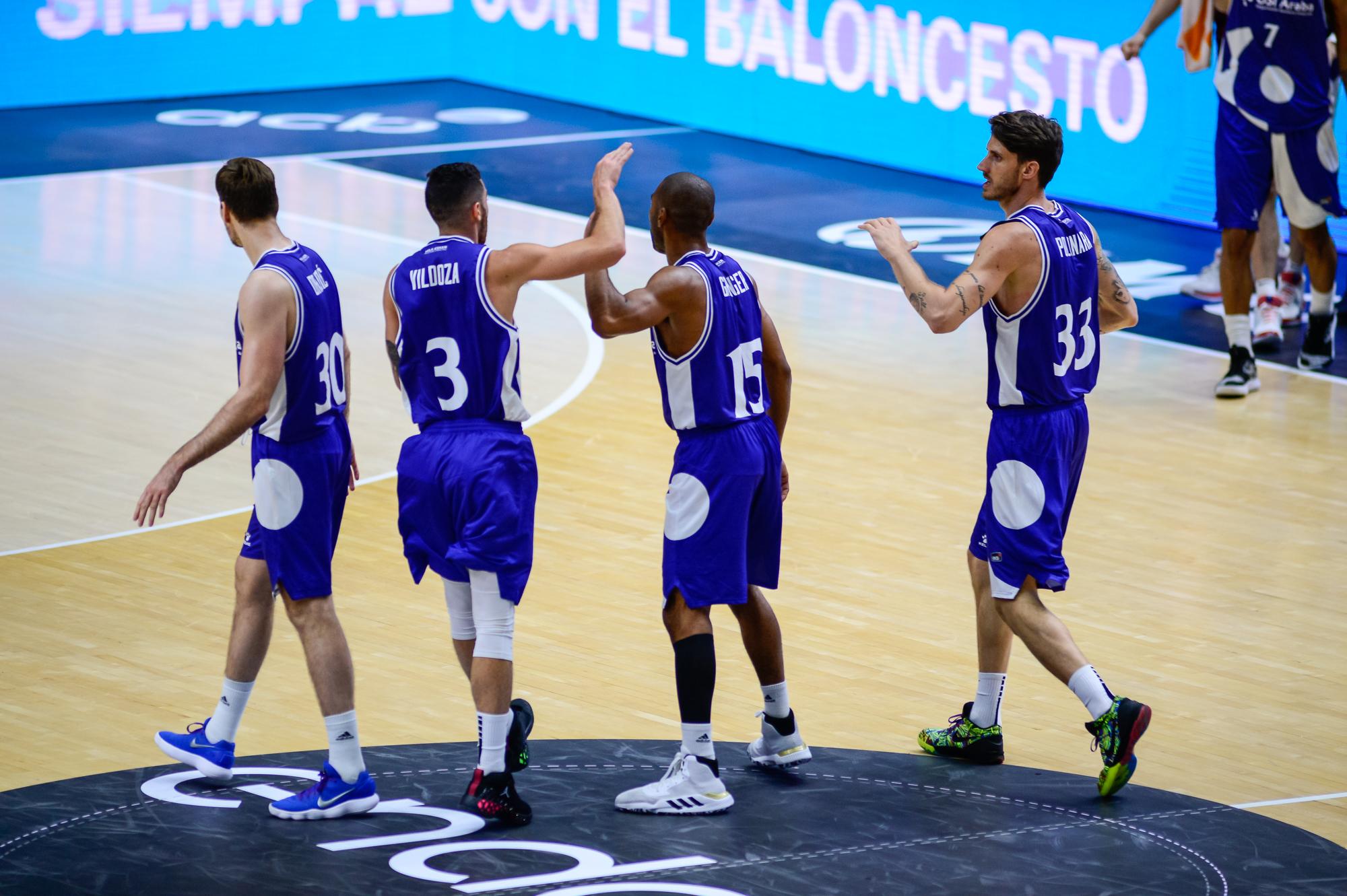 Italy in Europe: Torna l'ACB, il Baskonia dilaga con 10 punti di Achille Polonara