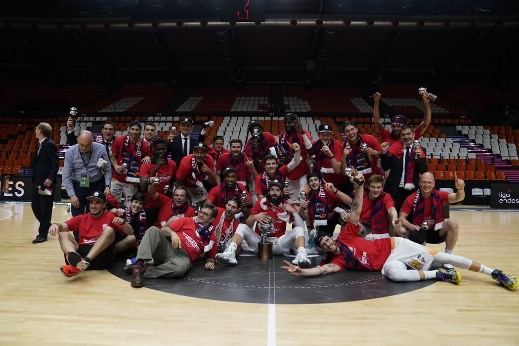 Italy in Europe: Achille Polonara campione ACB con il Baskonia, Barça battuto