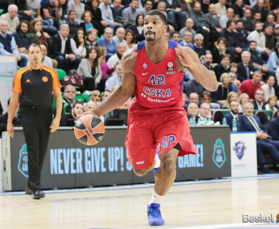 Kyle Hines, CSKA Mosca, 2015-10-23