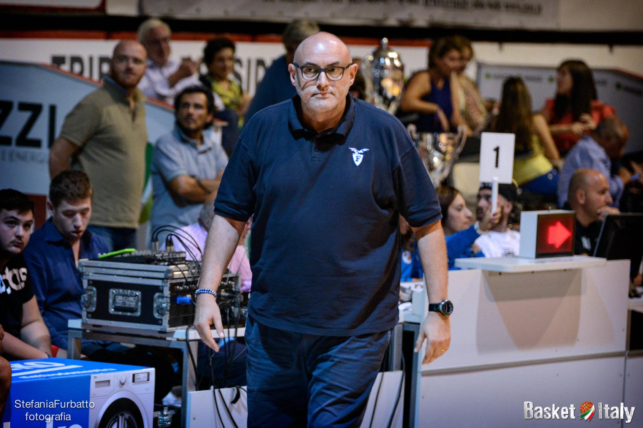 A2 Est – Matteo Boniciolli torna a Udine vent'anni dopo