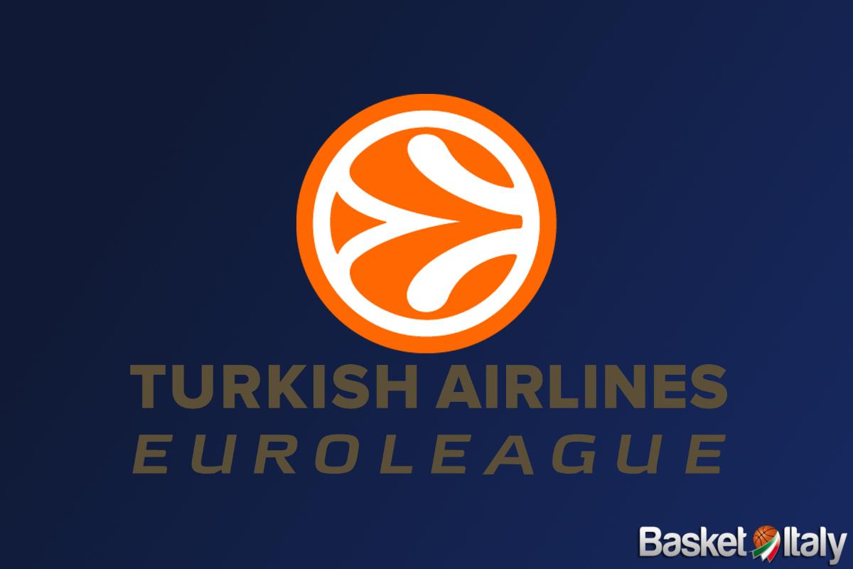 Euroleague: troppi giocatori dell'ASVEL sono positivi al Covid-19, la partita col Panathinaikos non si gioca