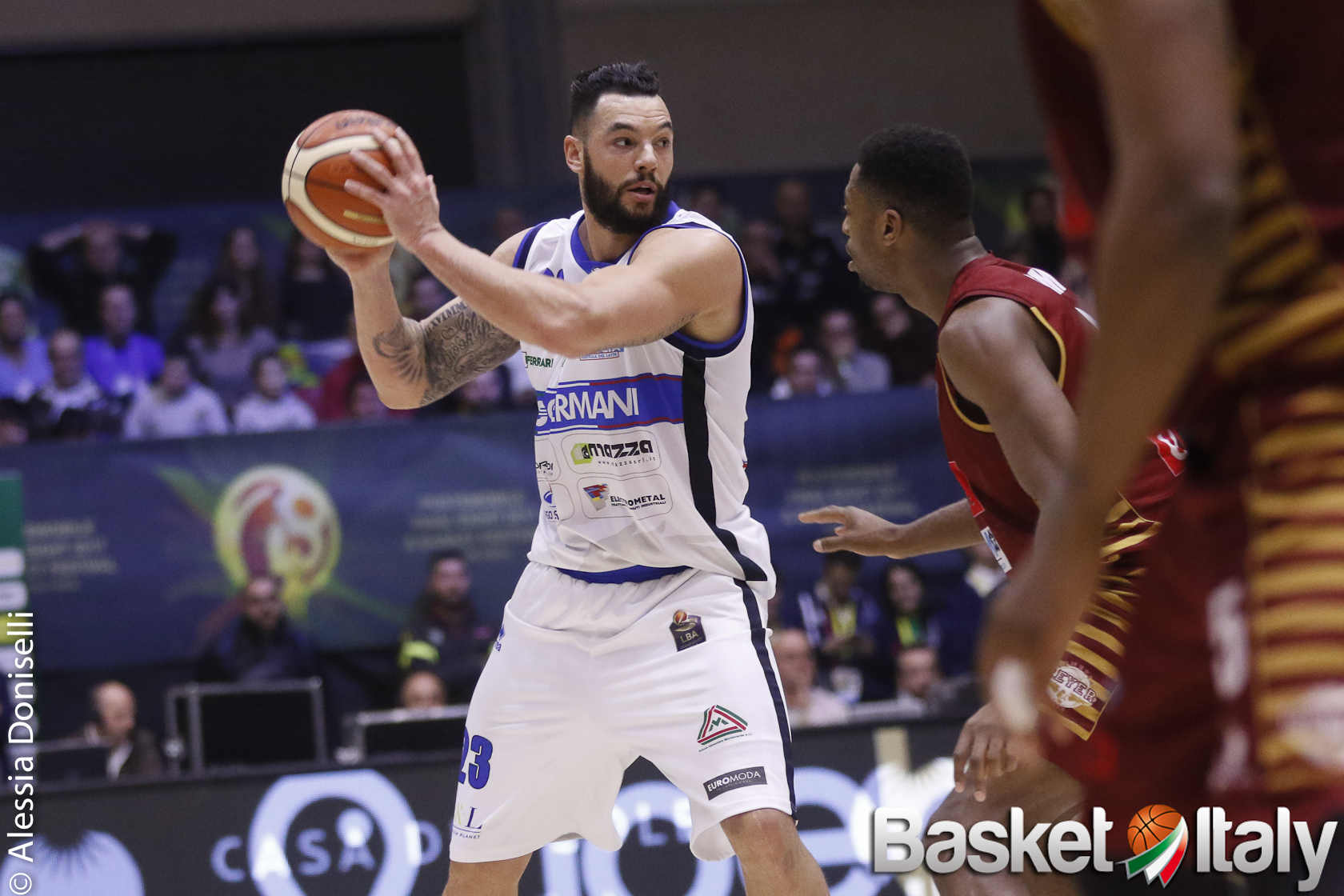 Ufficiale: Christian Burns ritorna alla Leonessa Brescia