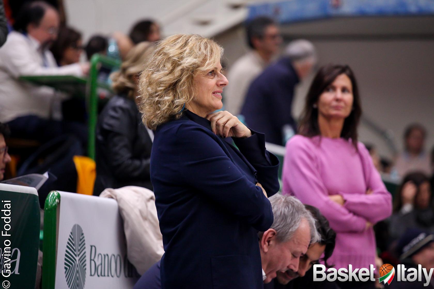 """7 DAYS EuroCup – Brescia. La presidente Bragaglio: """"Livello altissimo ed il nostro girone lo testimonia"""""""