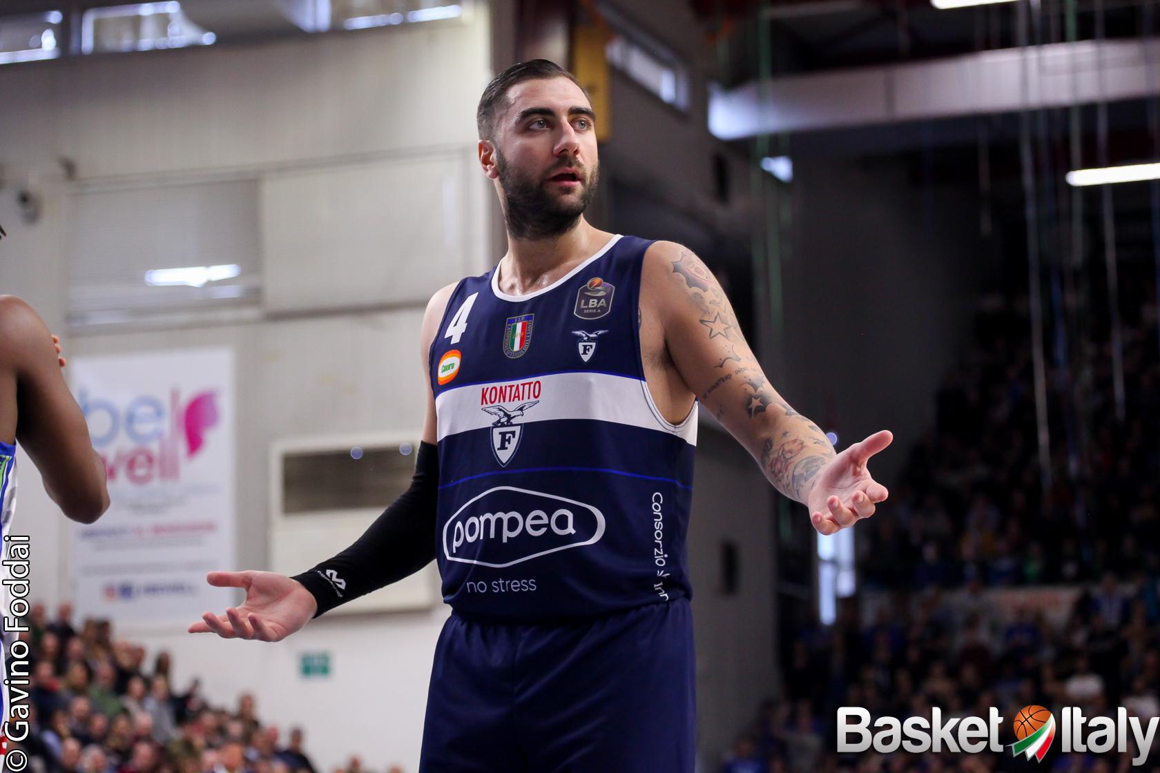 """Pietro Aradori: """"Non posso buttare via il rapporto con coach Sacchetti per delle incomprensioni"""""""