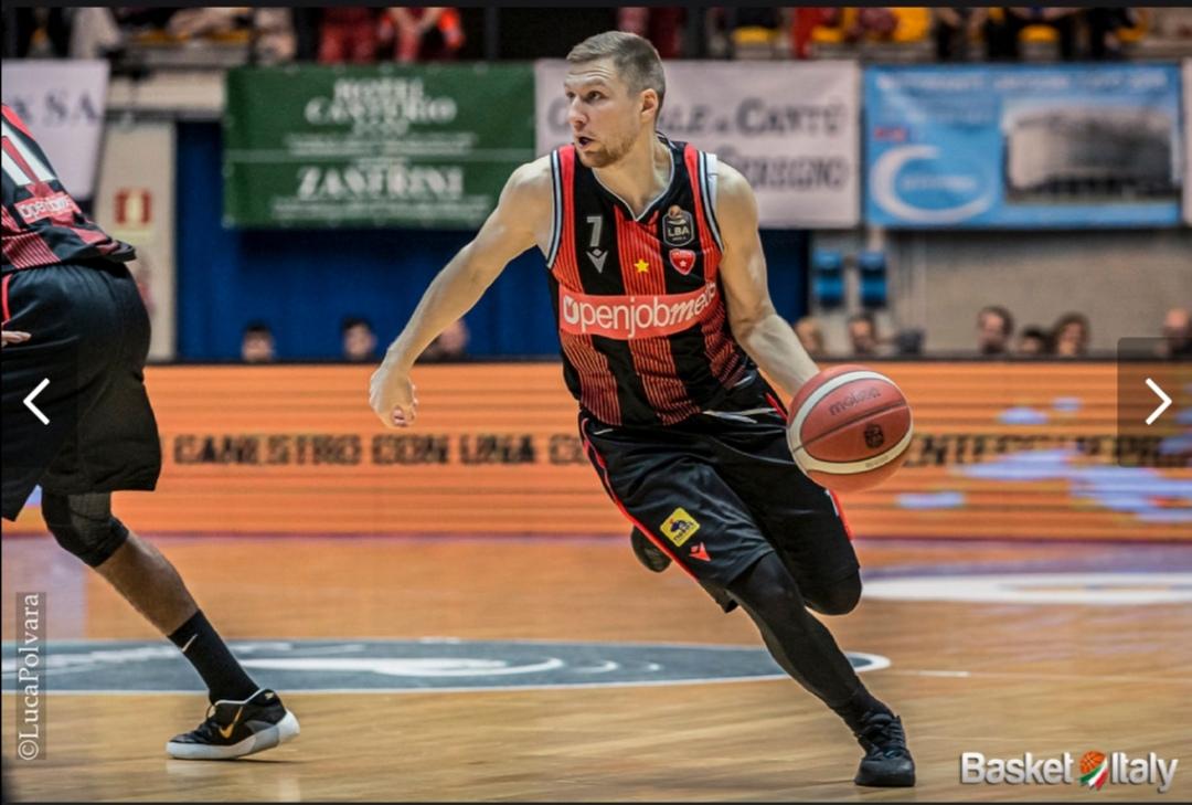 Varese, Ingus Jakovics prepara le valigie: andrà al Basket Kiev