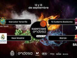 Supercoppa Endesa, 2020-07-29