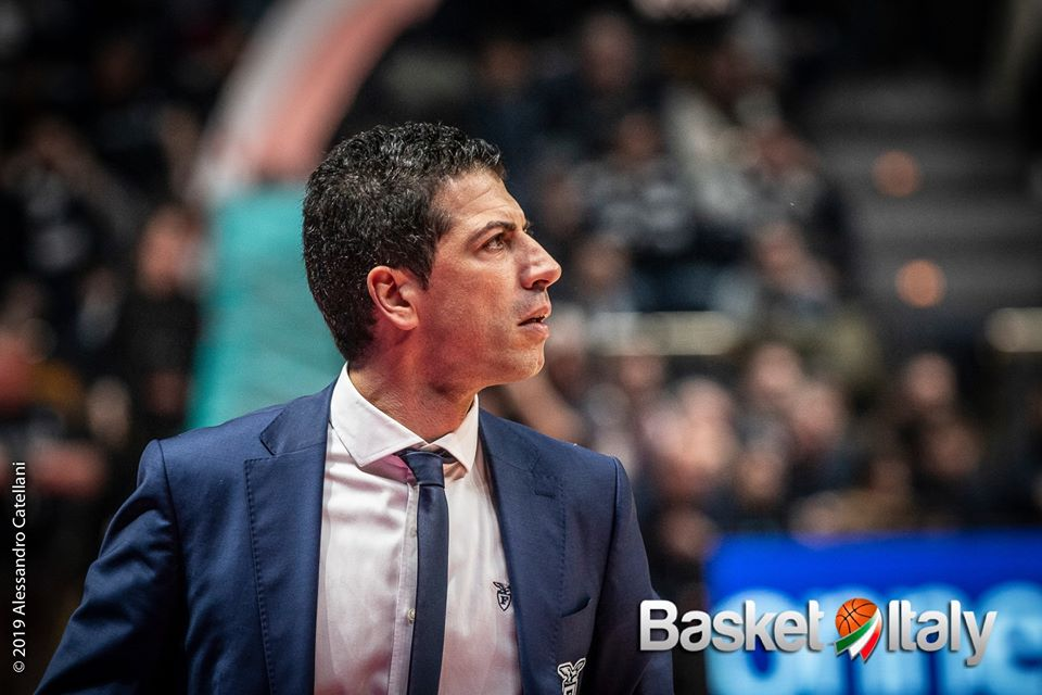 Reggiana in FIBA Europe Cup. Martino: Una grande opportunità per tutti noi