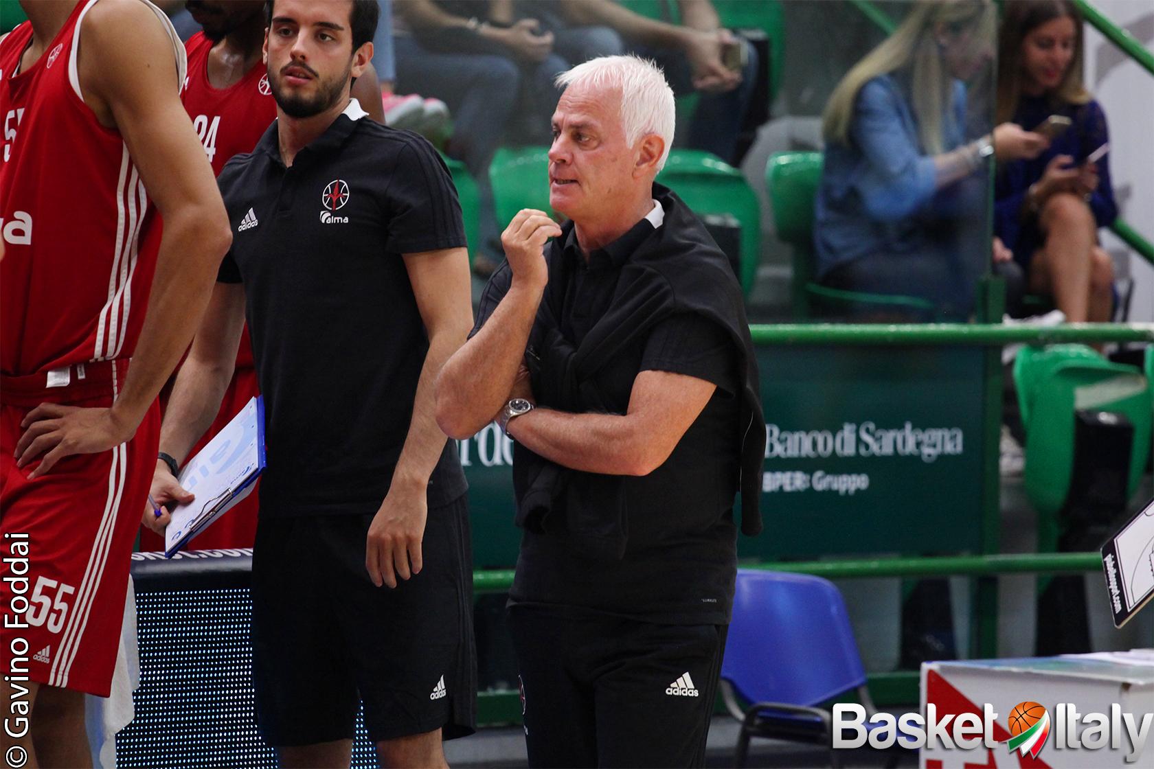 """Trieste – Dalmasson: """"È stata una partita complicata, dovevamo immaginarlo"""""""
