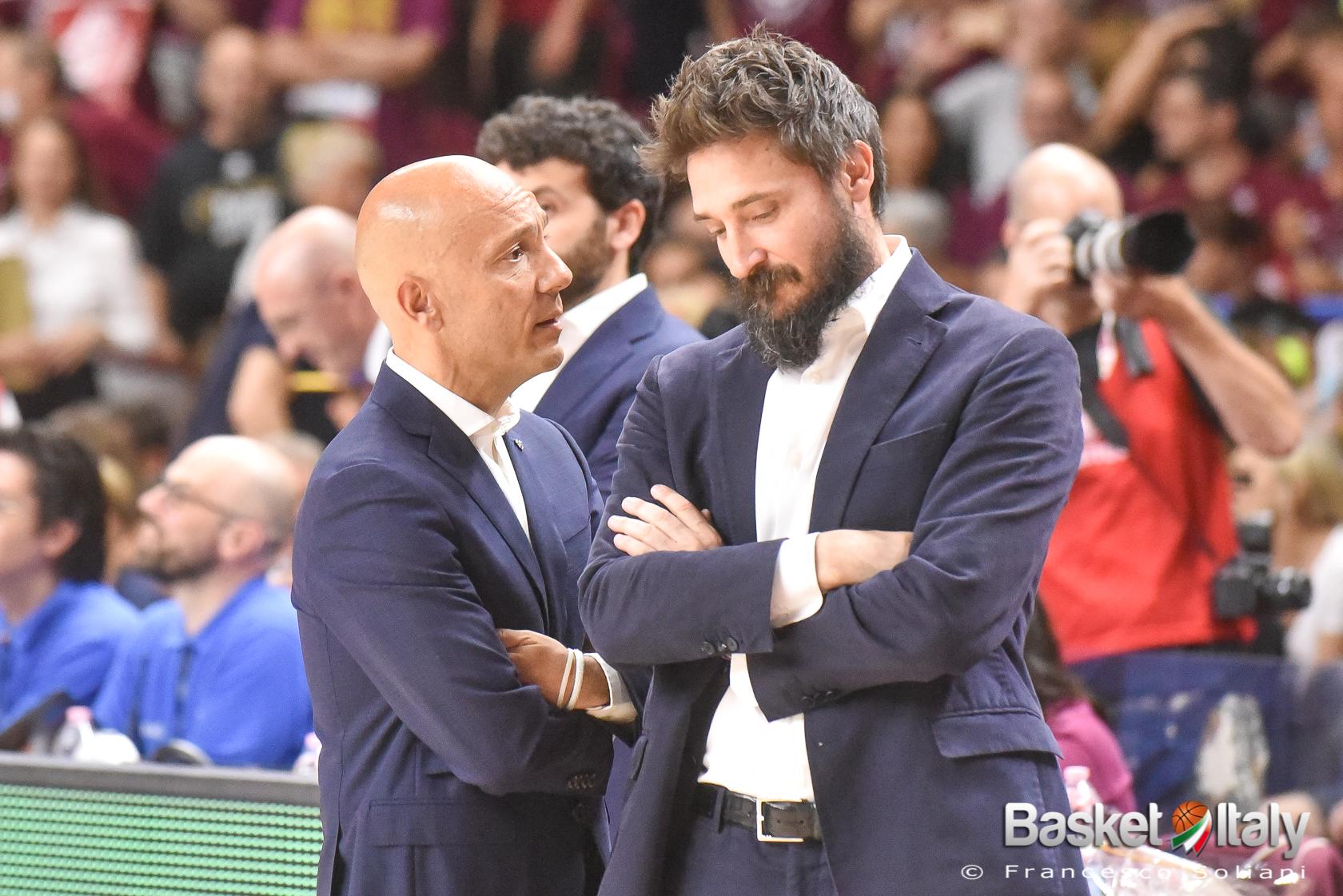 """Stefano Sardara: """"Con la Dinamo ci divertiremo ancora. Poz? Rapporto ottimo, fino al prossimo litigio…."""""""