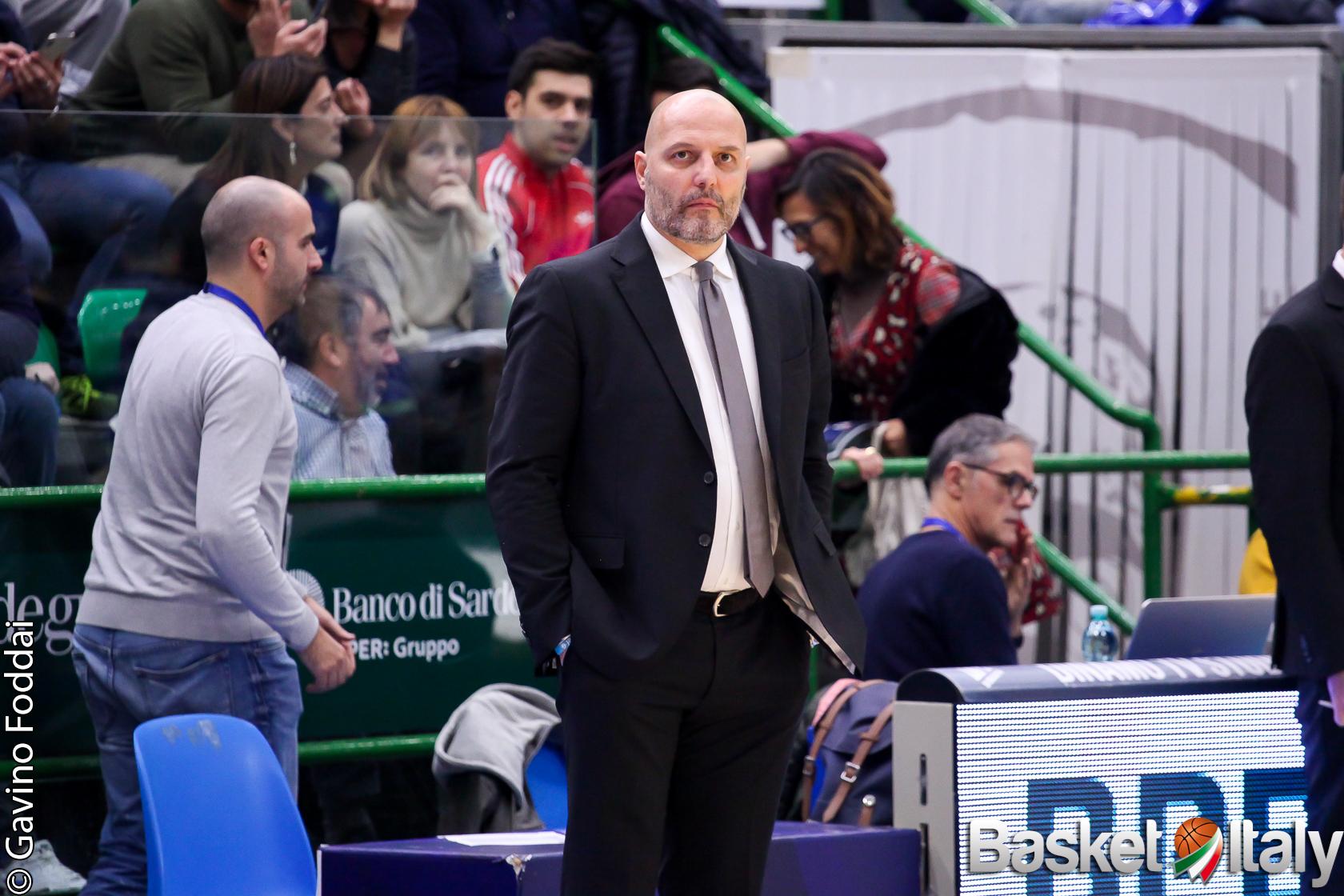 """Virtus, coach Djordjevic: """"partita a due facce, la nostra forza sta venendo fuori"""""""