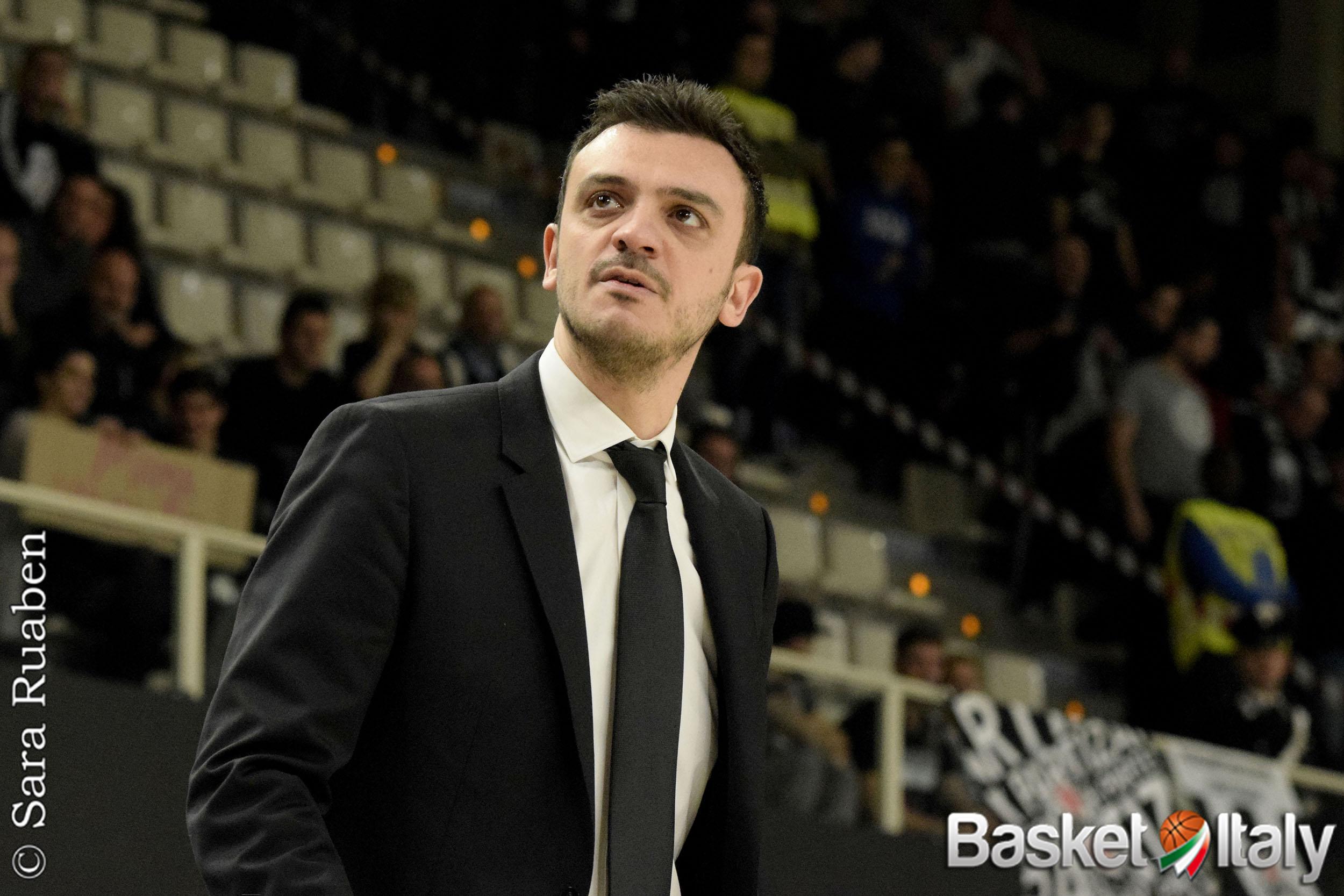 """Nicola Brienza: """"34 punti concessi a Cremona nel secondo tempo: è così che dobbiamo giocare"""""""