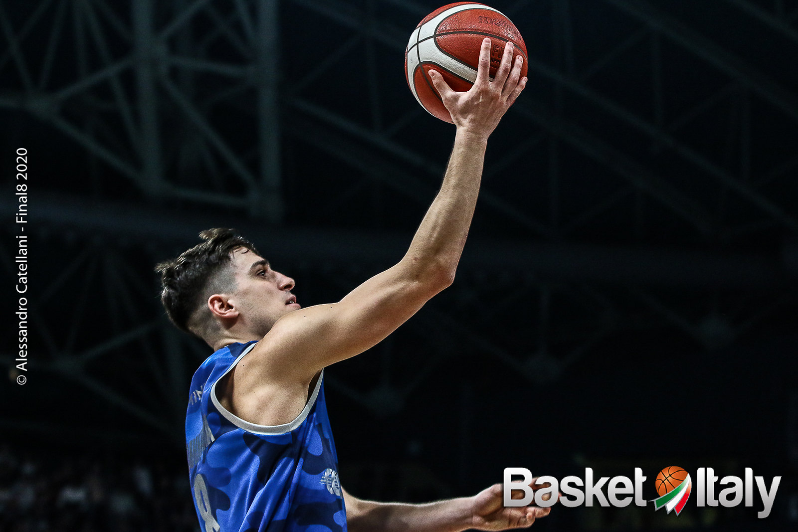 Laquintana decide la partita per Trieste