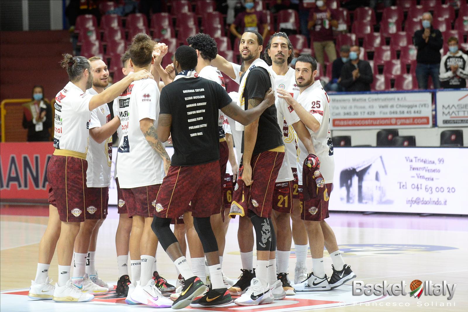 EuroCup – Con un ottimo 3° quarto, una convincente Reyer Venezia piega l'UNICS Kazan