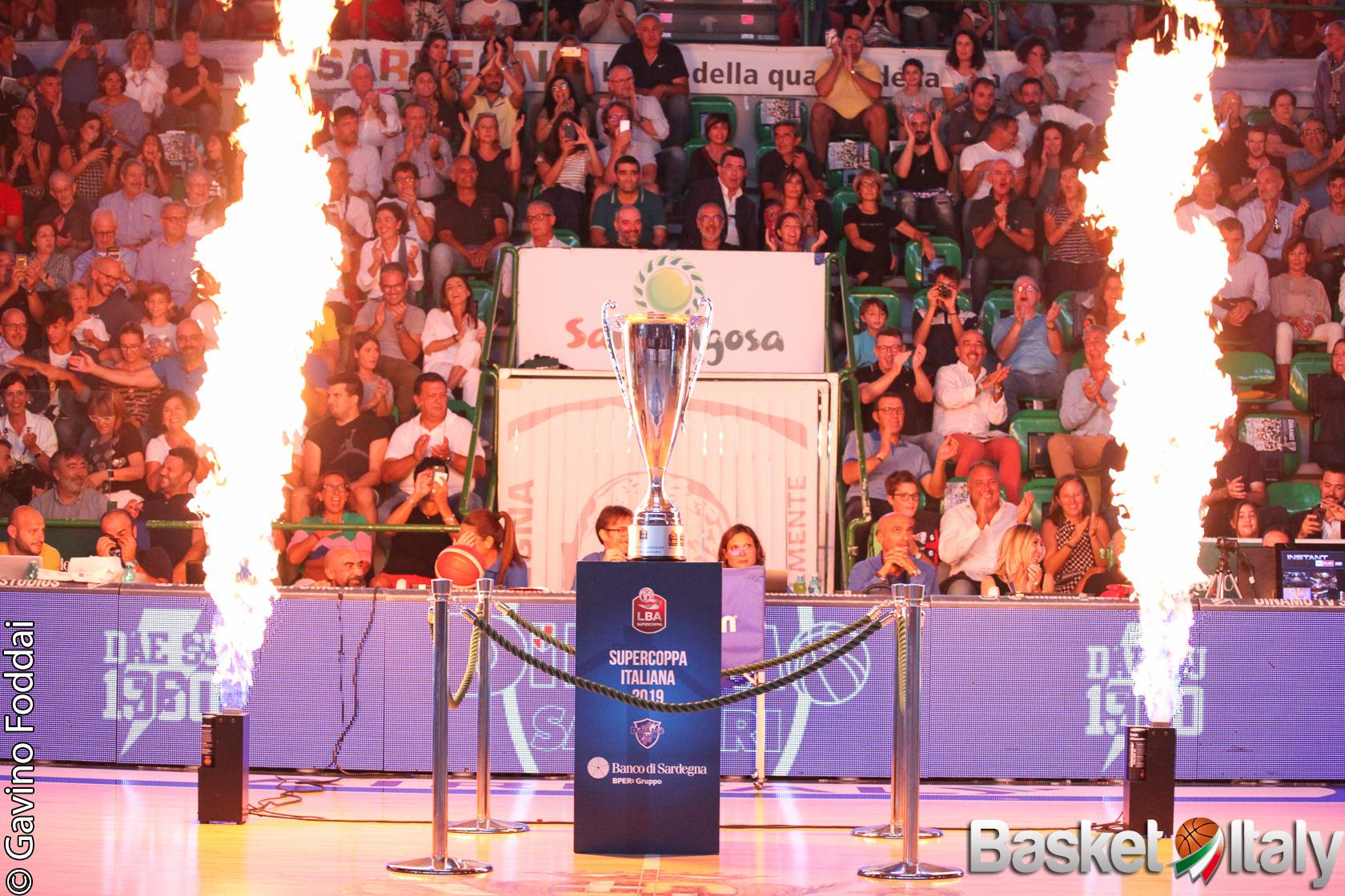 Dati di ascolto Finale Supercoppa: 125.000 spettatori per Olimpia Milano-Virtus Bologna sul Nove