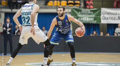 Stefano Gentile, Dinamo Sassari
