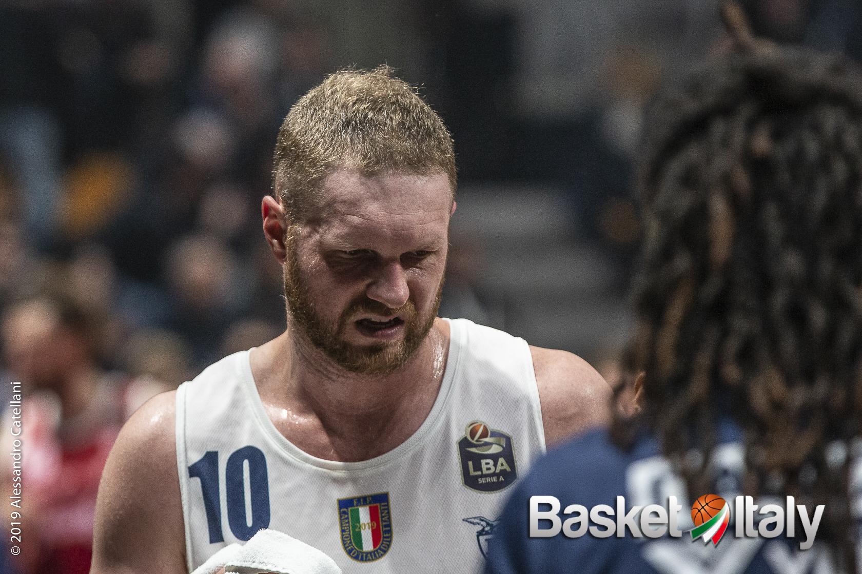 Una solida Cantù è corsara all'Unipol Arena, la Reggiana è battuta