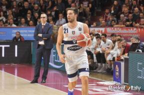 Matteo Fantinelli fortitudo bologna
