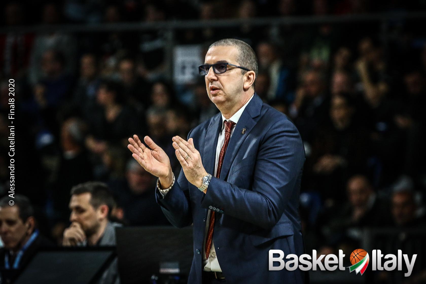 """De Raffaele: """"Sensazione positiva, voglio ringraziare i giocatori"""""""