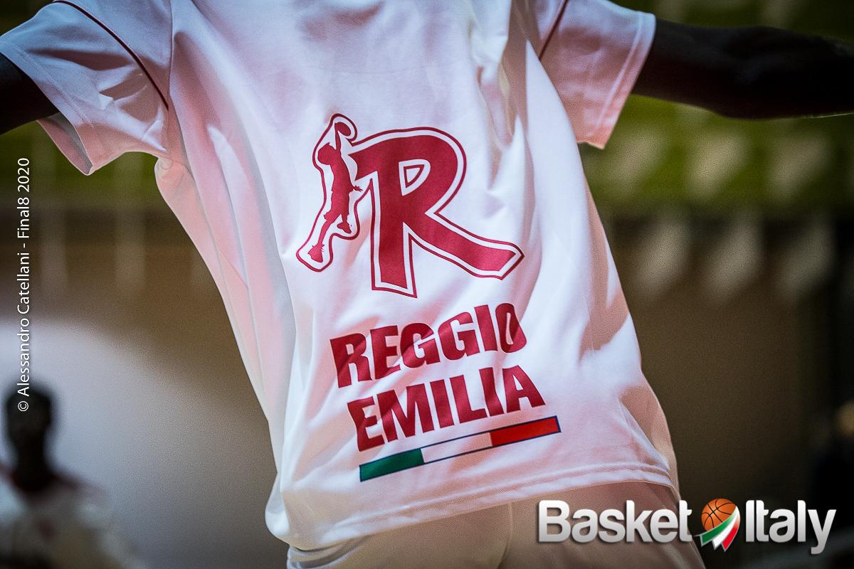 FIBA Europe Cup, Reggio Emilia disputerà le partite del girone in Olanda