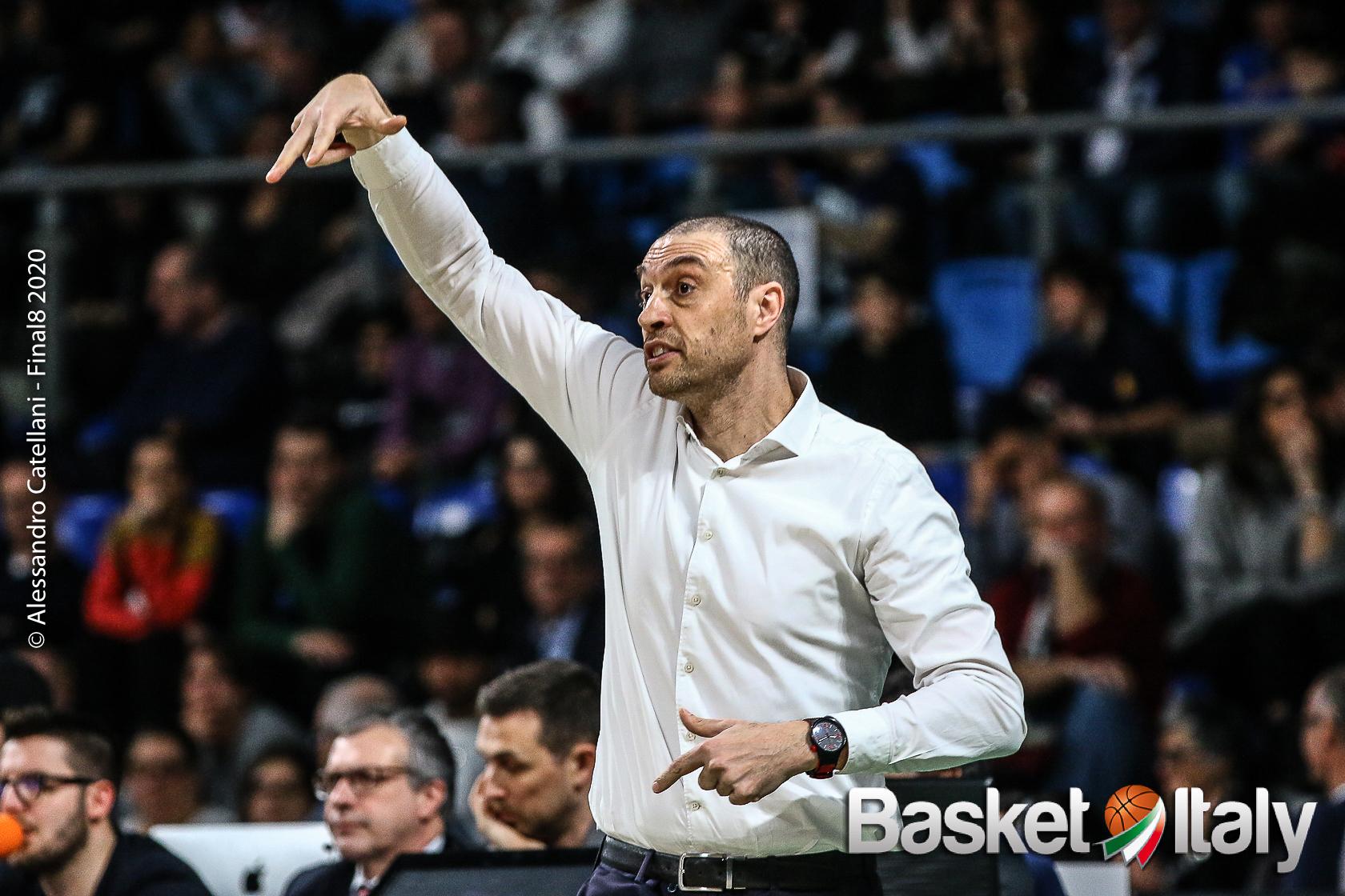 """Vincenzo Esposito: """"Siamo mancati sul piano dell'energia, della fisicità e quindi della difesa"""""""