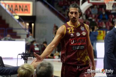 Valerio Mazzola reyer venezia