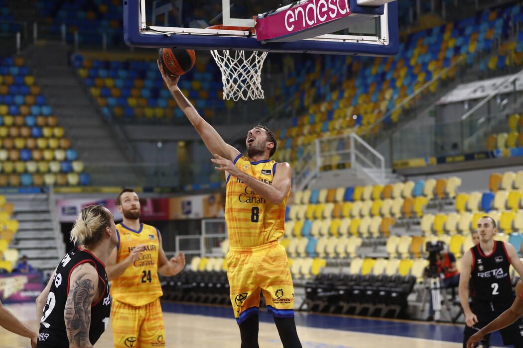 Italy in Europe: Amedeo Della Valle vince e convince al suo debutto in ACB