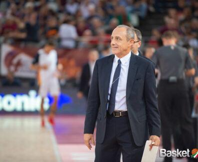 Ettore Messina, Olimpia Milano, 2019-10-27
