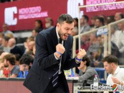 Paolo Galbiati, vanoli cremona, 2019-03-30