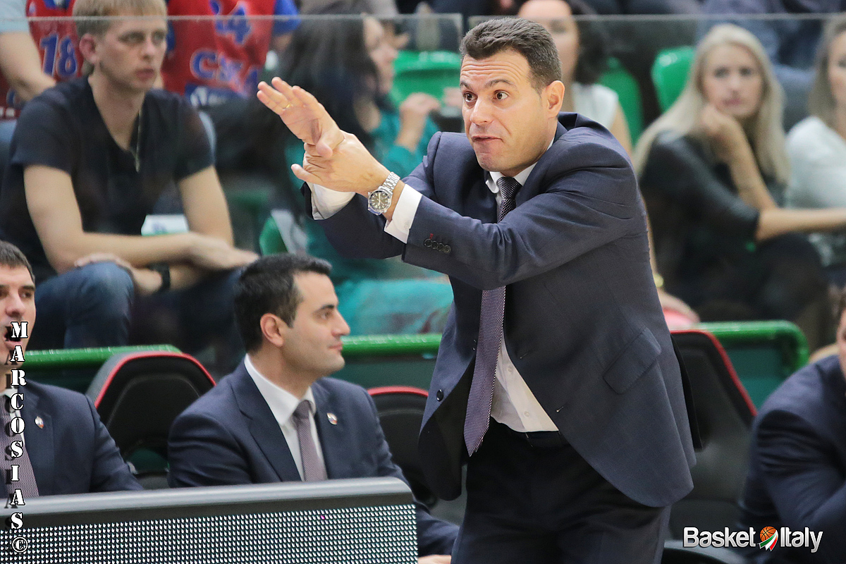 """CSKA Mosca, coach Itoudis: """"EuroLeague sta perdendo il suo aspetto competitivo e il senso di correttezza"""""""