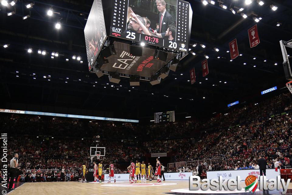 Nota congiunta FIP-FIPAV, Lega Basket Serie A, Lega Pallavolo Serie A: stupore e perplessità sul tema delle riaperture al pubblico da 1 giugno