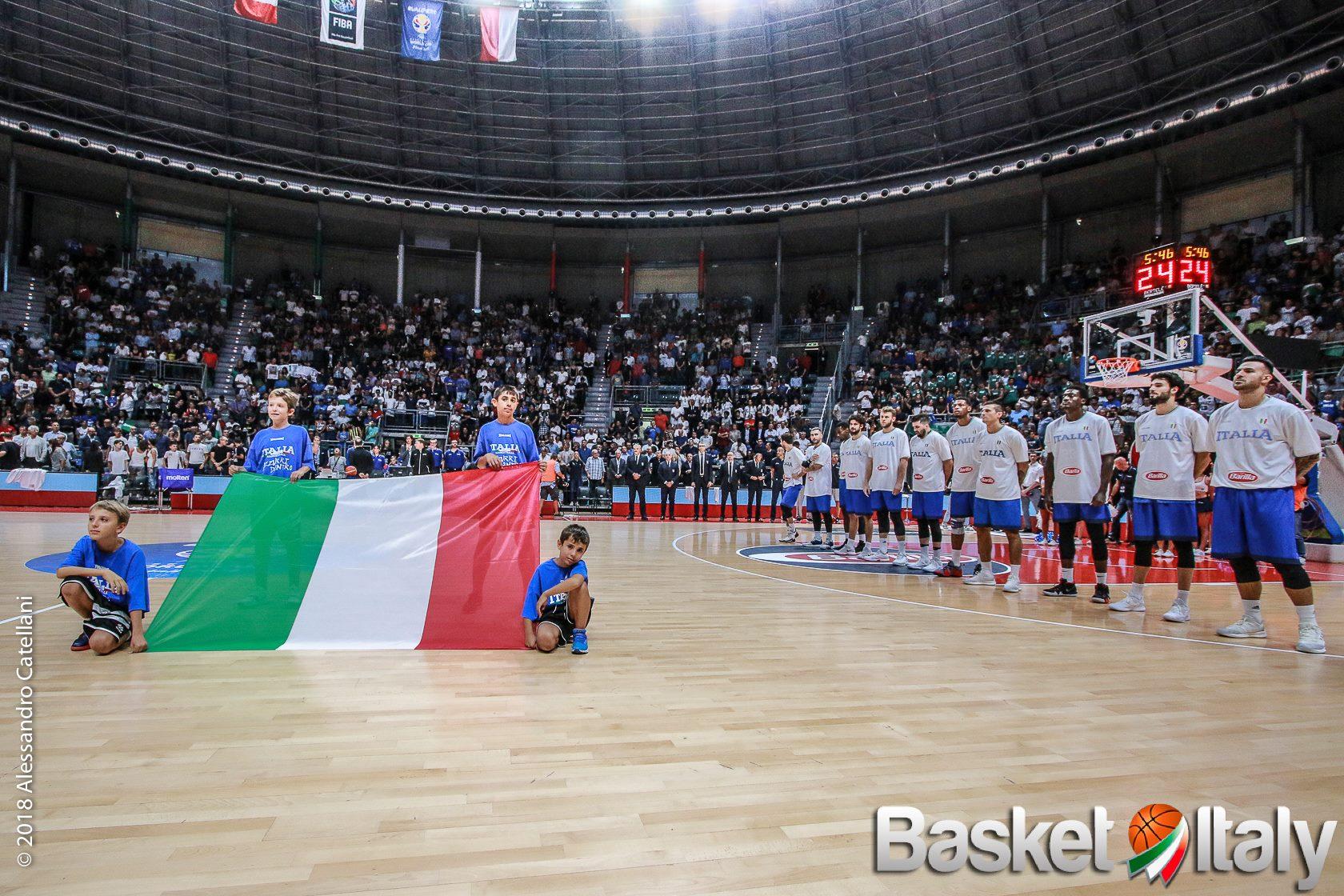 Anche RaiSport trasmetterà le partite dell'ItalBasket nel Torneo PreOlimpico di Belgrado!